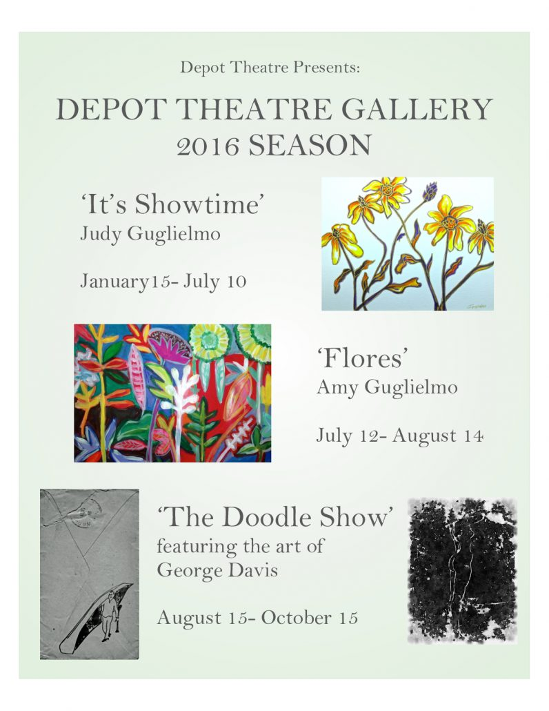 Depot 2016 Art Show