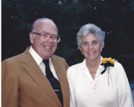 Brooks and Joan Fortune